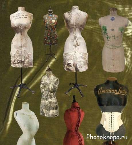 платья для полных девушек журналы
